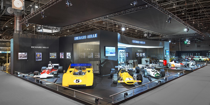 RICHARD MILLE RETROMOBILE