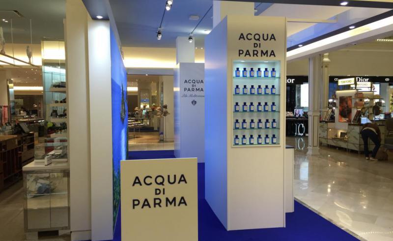 Corner Shop Bon marché AQUA di Parma