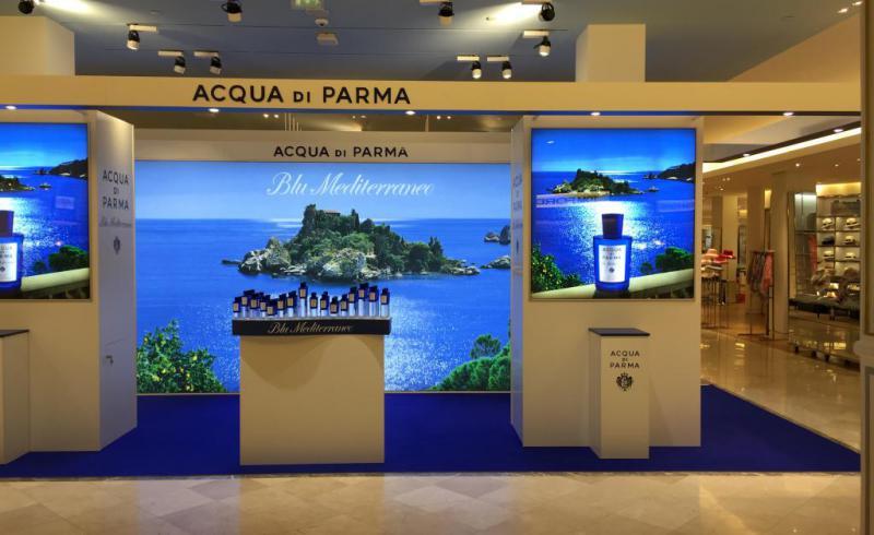 Corner Shop Bon marché AQUA di Parma haut de gamme